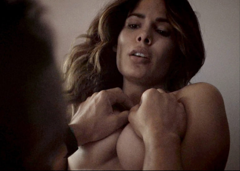 Nadine Velazquez Hot Sex Scene In Six Series