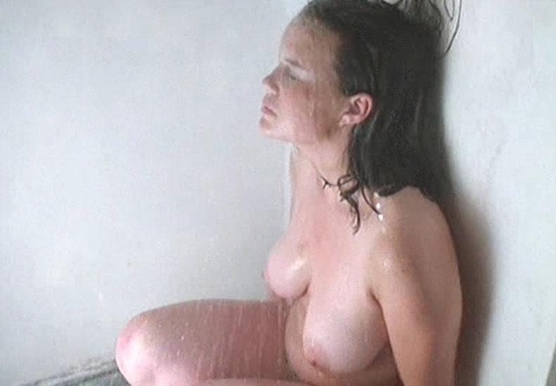 Carla Gugino Big Nude Boobs In Jaded Movie