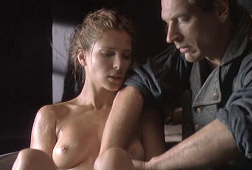 Elsa Pataky Nude Boobs And Butt In Romasanta Movie