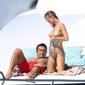 Joanna Krupa Boobs Adjustment