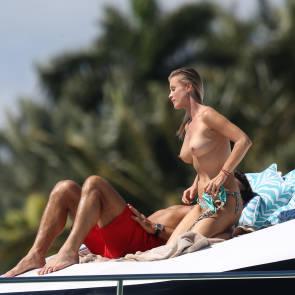 Joanna Krupa showing tits
