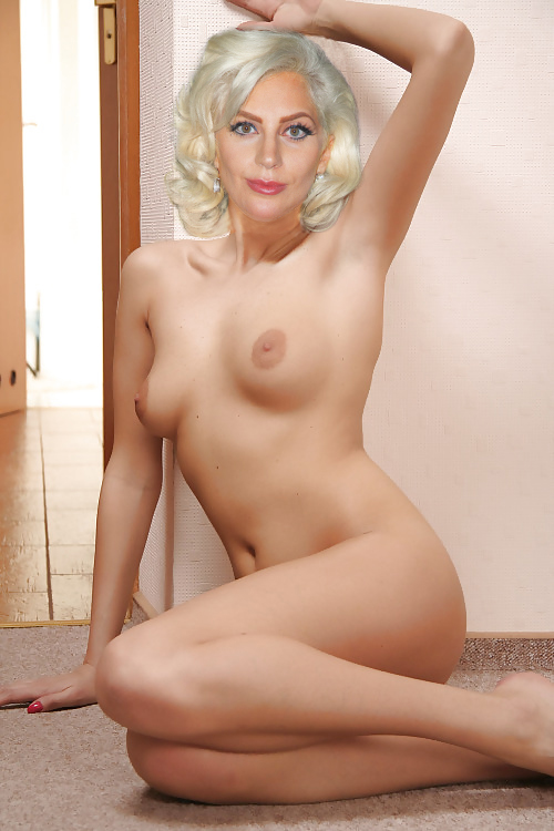 Think, that Naked lady gaga porn pics what from