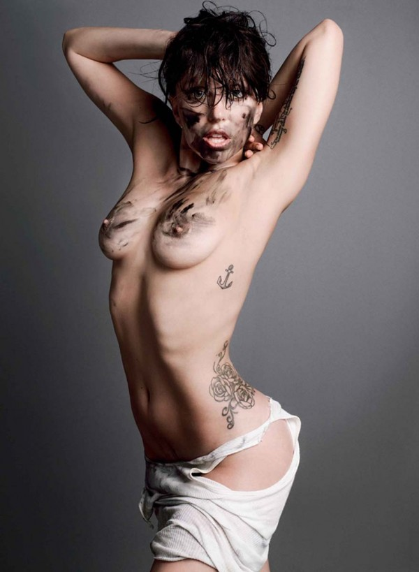 Seems excellent Lady gaga boobs nude really