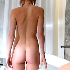 Dakota Johnson Naked Ass on Fifty Shades Darker