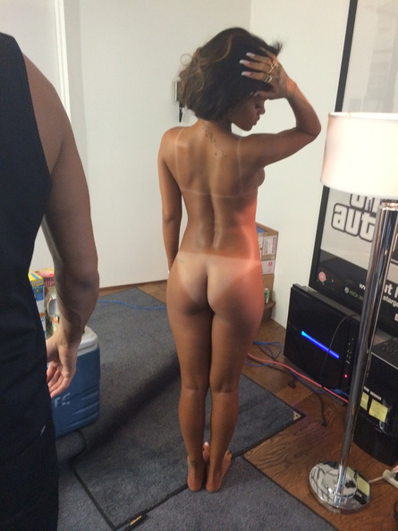 sexy rihanna nude and horny