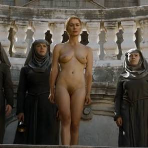 Game Of Thrones Nude Lena Headey Scene