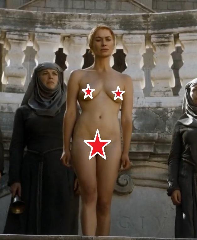game of thrones melisandre naked
