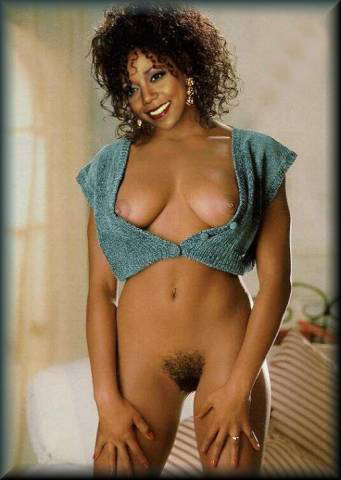 Holly robinson peete naked