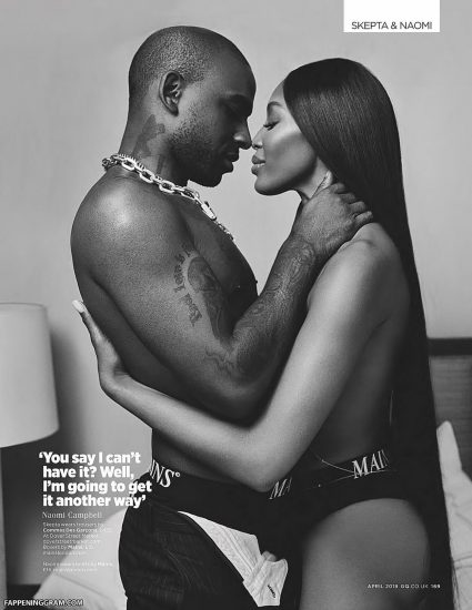 Naomi Campbell Nude LEAKED Pics & Topless Sexy Images Collection 3
