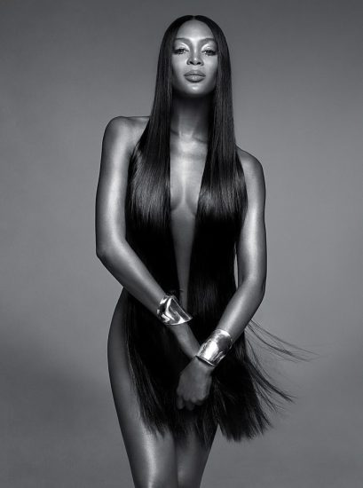 Naomi Campbell NUDE Pics & Topless Sexy Images Collection 13