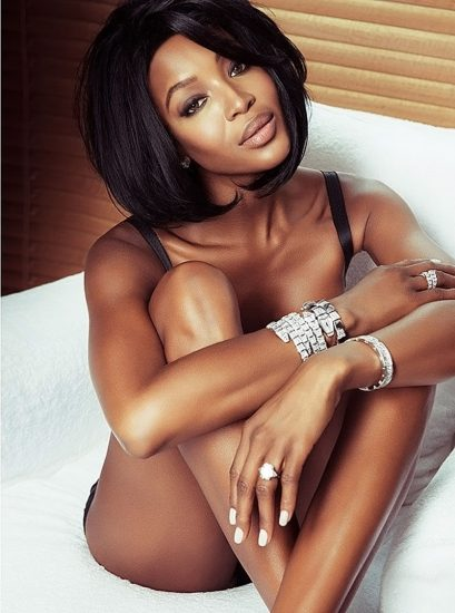 Naomi Campbell NUDE Pics & Topless Sexy Images Collection 3