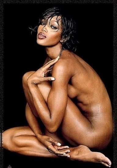 Naomi Campbell NUDE Pics & Topless Sexy Images Collection 4