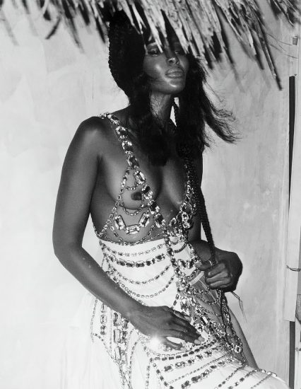 Naomi Campbell Nude LEAKED Pics & Topless Sexy Images Collection 34