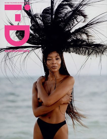 Naomi Campbell NUDE Pics & Topless Sexy Images Collection 34