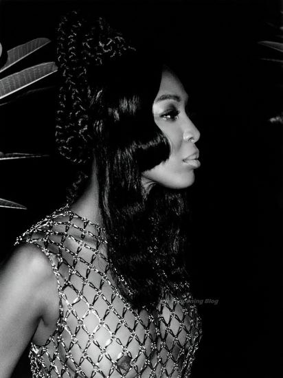 Naomi Campbell Nude LEAKED Pics & Topless Sexy Images Collection 36