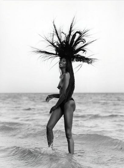 Naomi Campbell Nude LEAKED Pics & Topless Sexy Images Collection 38