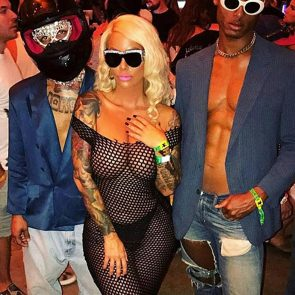 Amber Rose Nude LEAKED Pics & Sex Tape – Ultimate Compilation 2020 19