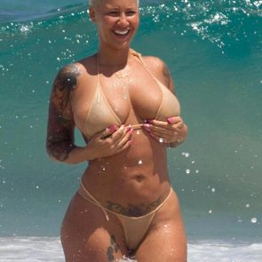 Amber Rose Nude LEAKED Pics & Sex Tape – Ultimate Compilation 2020 70