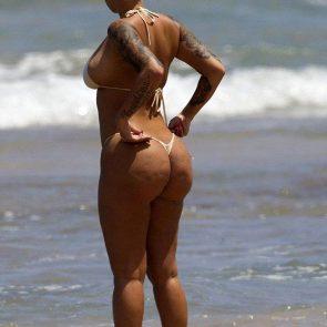 fat ass on the beach