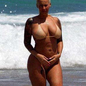 Amber Rose Nude LEAKED Pics & Sex Tape – Ultimate Compilation 2020 73