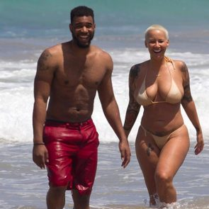 Amber Rose Nude LEAKED Pics & Sex Tape – Ultimate Compilation 2020 81