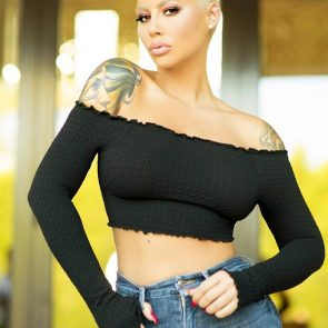 Amber Rose Nude LEAKED Pics & Sex Tape – Ultimate Compilation 2020 34