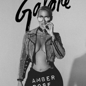 Amber Rose Nude LEAKED Pics & Sex Tape – Ultimate Compilation 2020 28