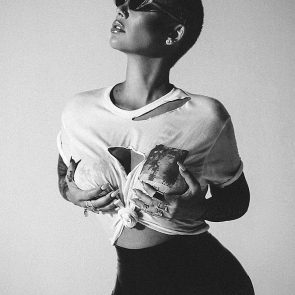 Amber Rose Nude LEAKED Pics & Sex Tape – Ultimate Compilation 2020 25