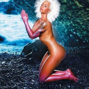 Amber Rose Nude LEAKED Pics & Sex Tape – Ultimate Compilation 2020 13