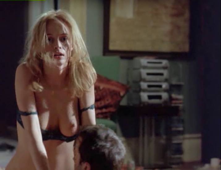 Heather graham topless