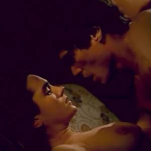 Jennifer Connelly Nude In Waking The Dead Movie