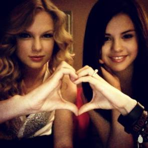 Taylor Swift Wishes Happy Birthday To Selena Gomez