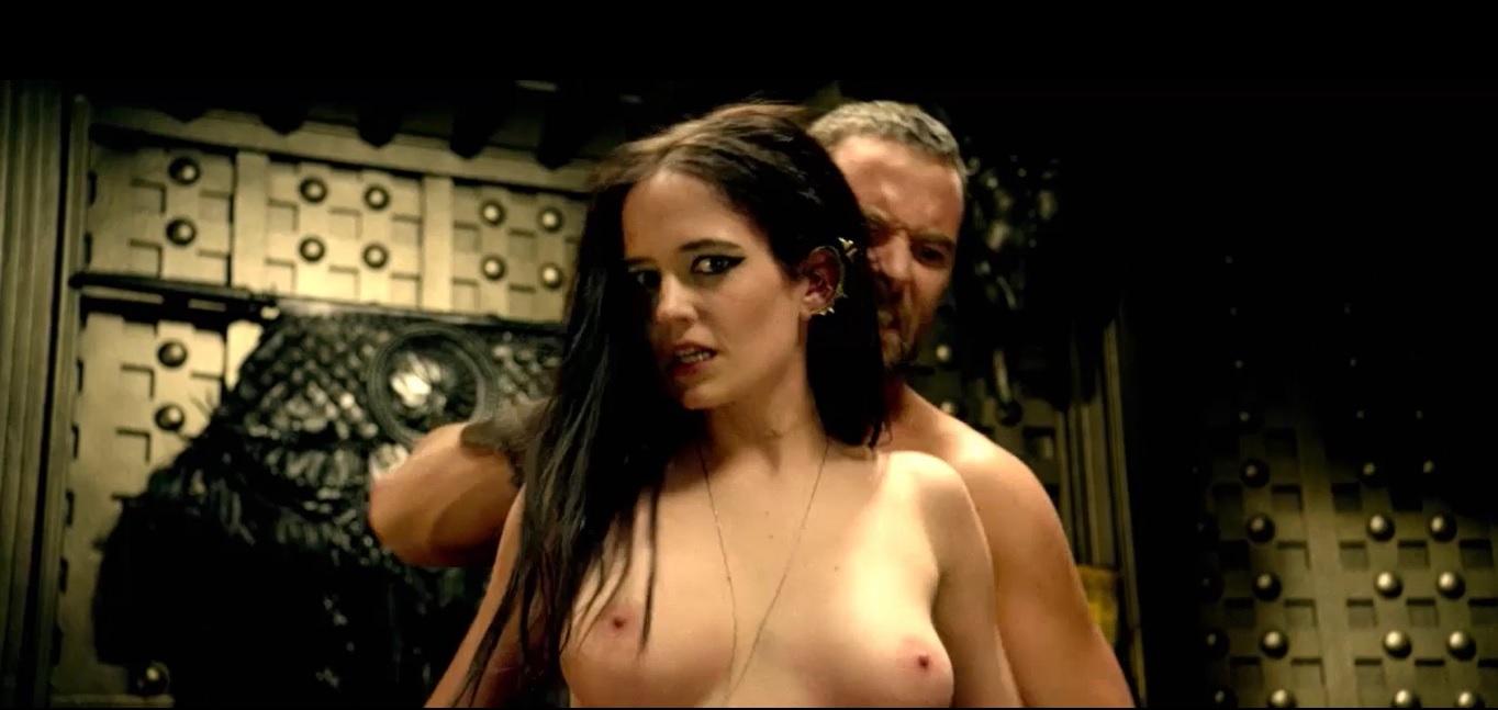 Film Porno Eva eva green hard sex scene in 300 movie - free video