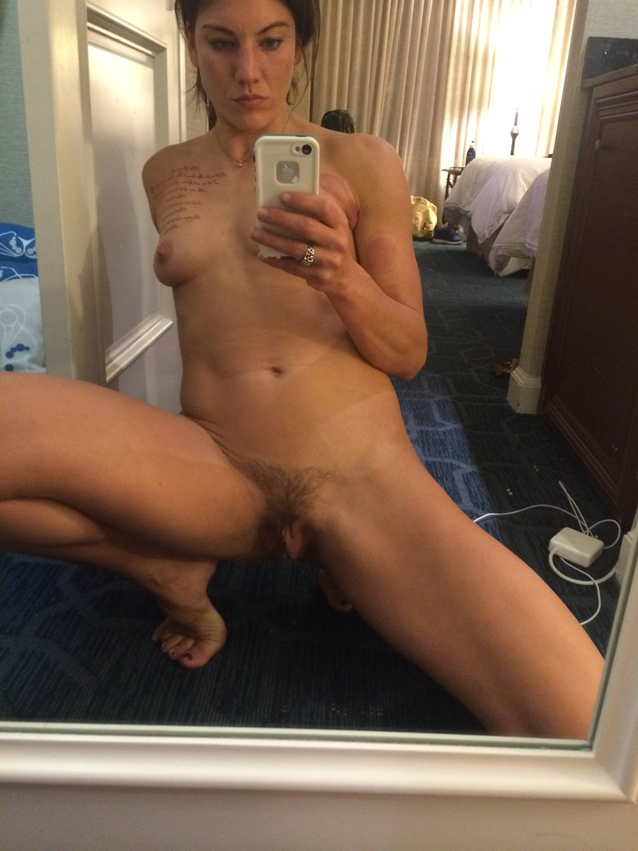 New Hope Solo Nude Pics Leaked -  16 New Pics-5858