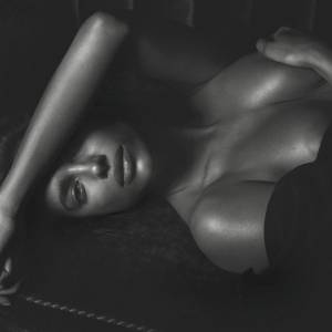 Irina Shayk Nude For Magazine