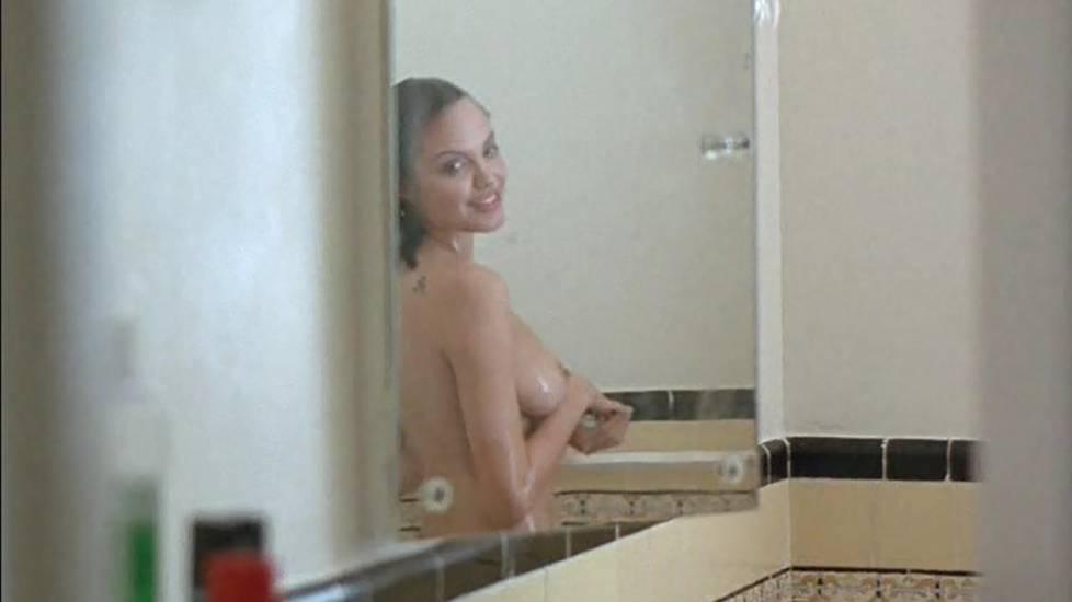 Mojave moon nude shower scene