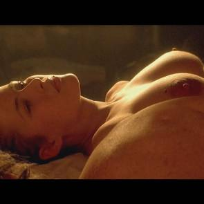 Sophie Marceau boobs naked and fucking in Firelight movie