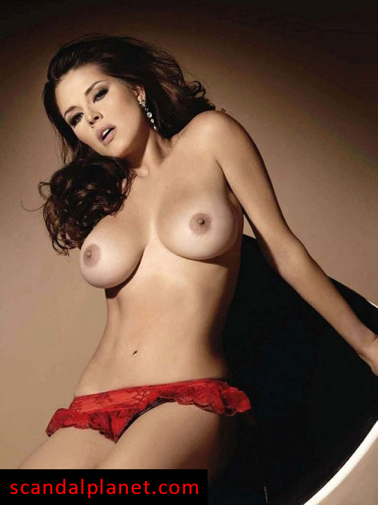 from Scott alicia machado naked porn
