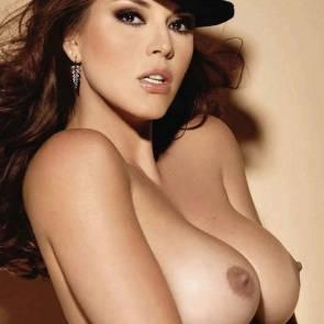 Alicia Machado tits close up
