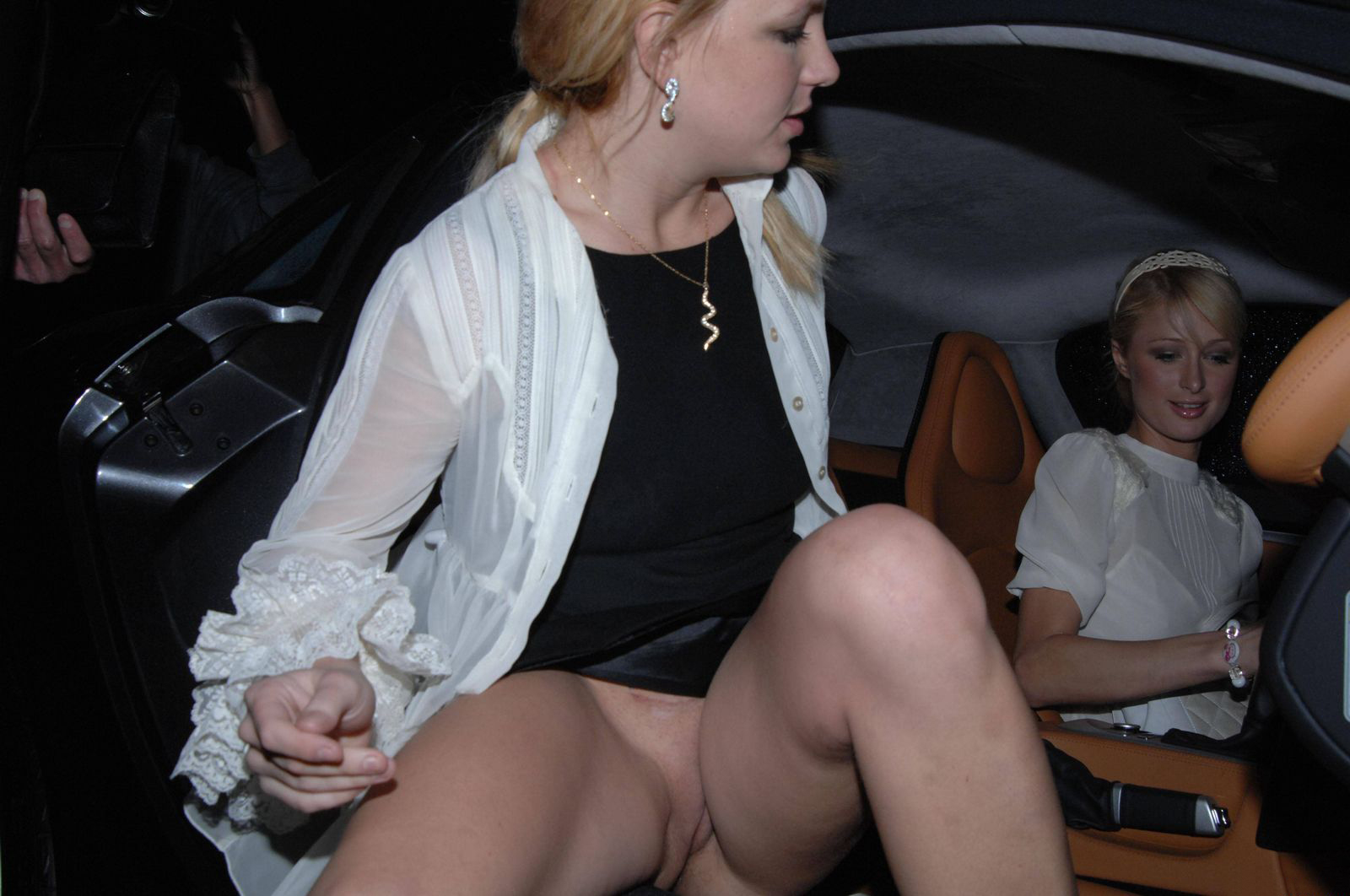 Britney spears shaved puss