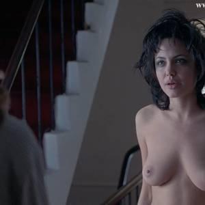 Angelina Jolie Hot Nude Scene in Gia Movie