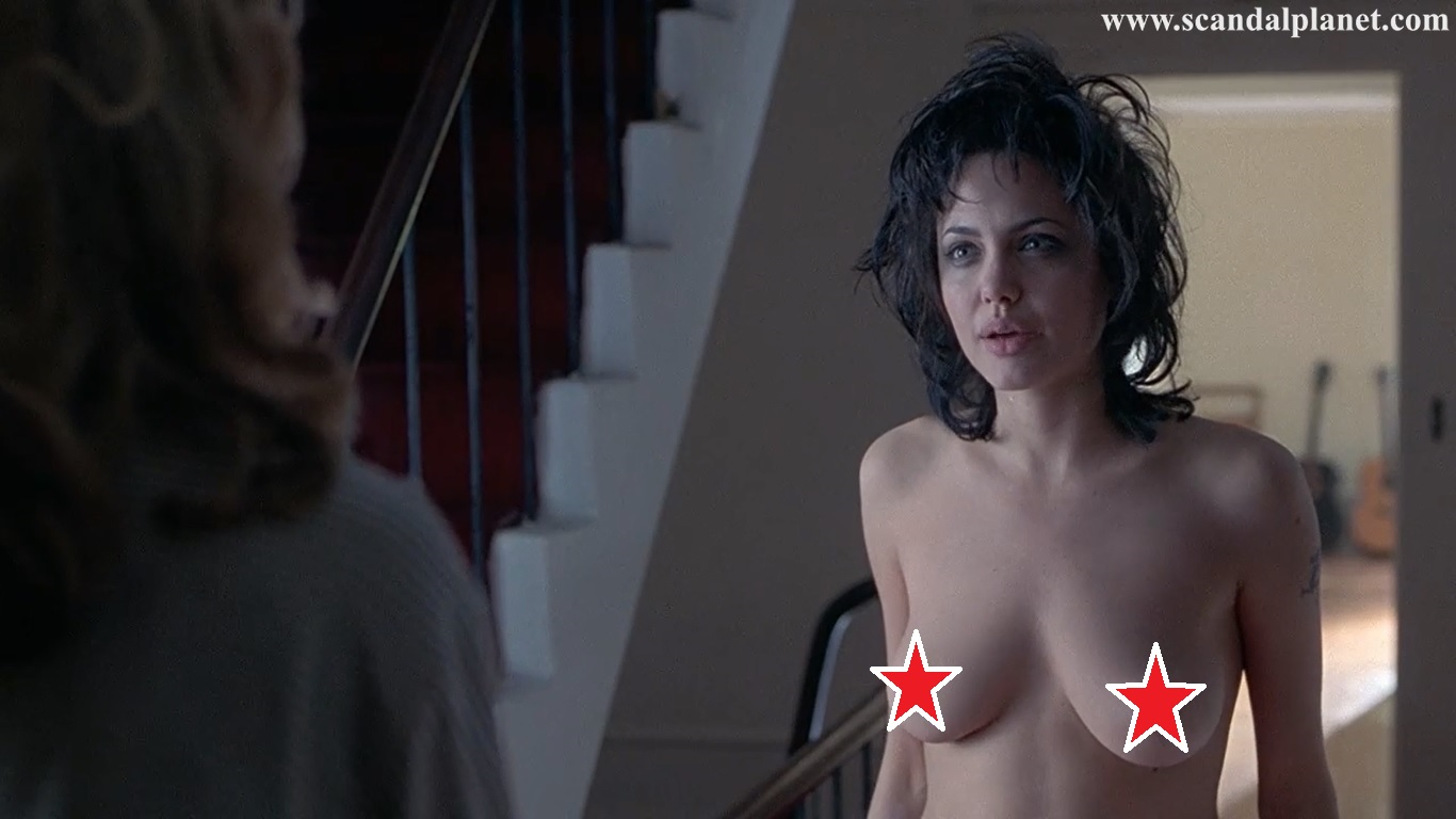 Angelina jolie as nude