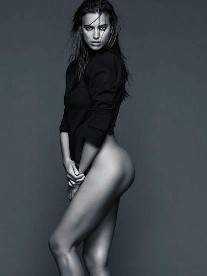 irina shayk ass from side
