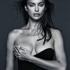 Irina Shayk Covered Nude For Madame Figaro