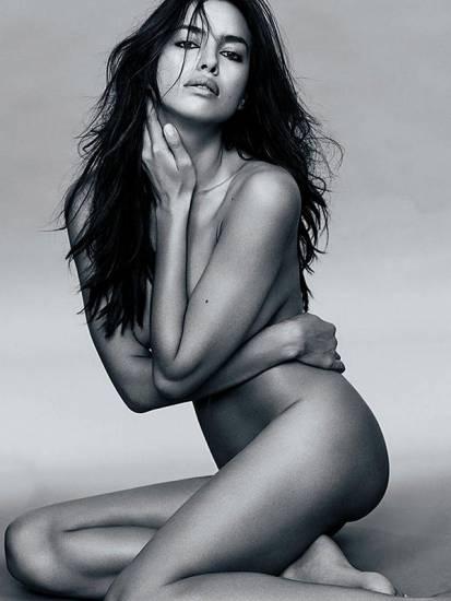 irina shayk nude photo shoot
