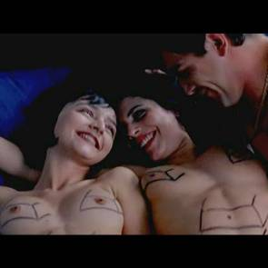 Maribel Verdu Threesome in Huevos De Oro Movie