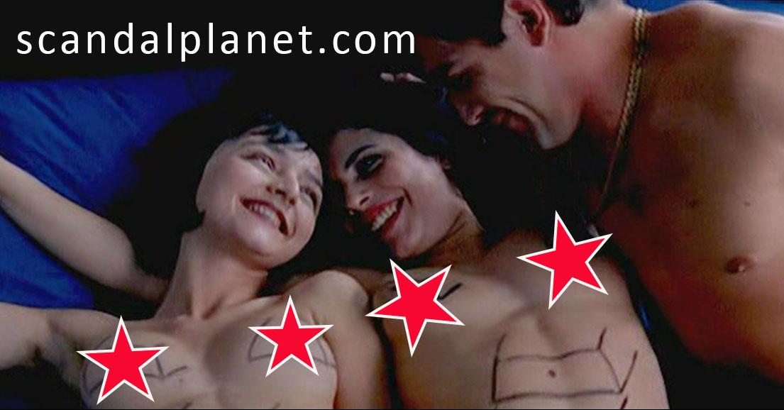Raquel bianca huevos de oro threesome erotic scene mfm - 3 part 3