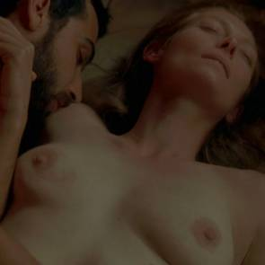 Tilda Swinton Boobs Sex Scene In I Am Love Movie