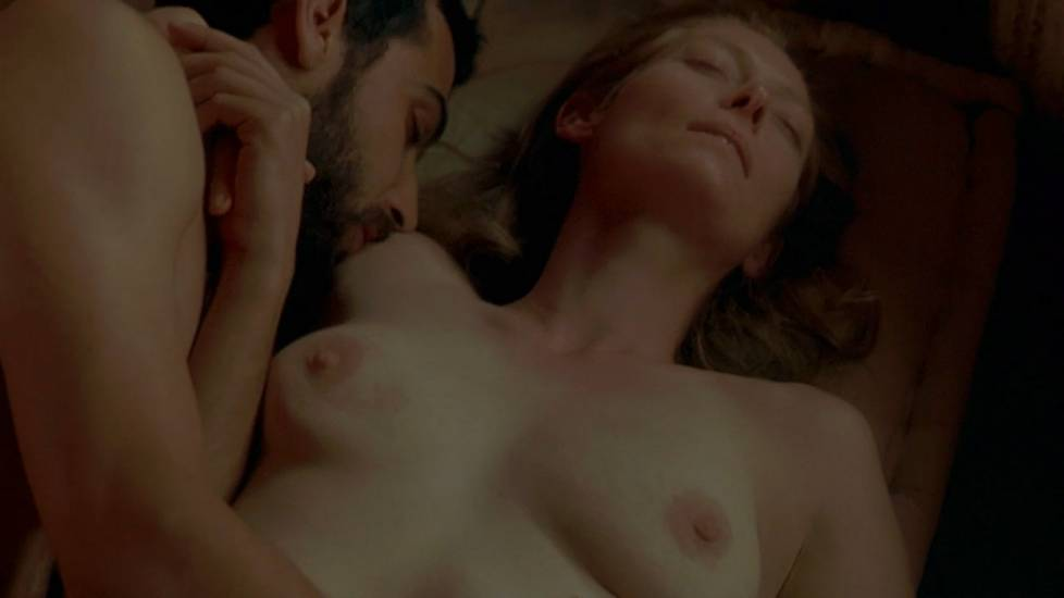 Tilda swinton beach sex scene