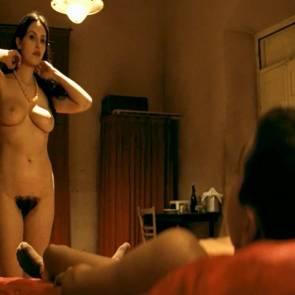 Elisa Morucci Nude Scene From Malena Movie